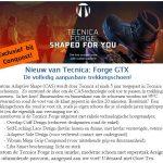 Tecnica Forge tekst
