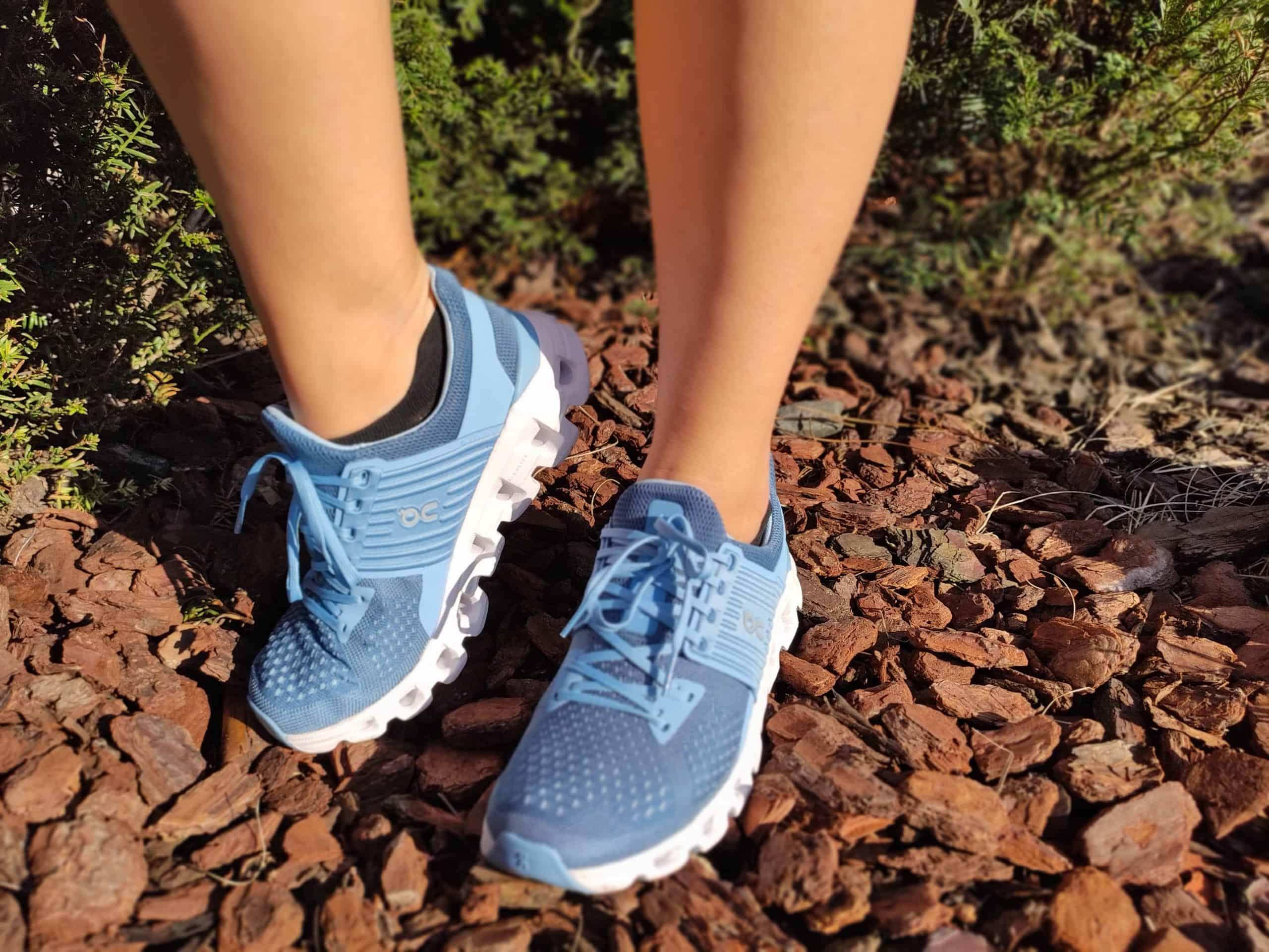 Voorbeeld van lage schoenen