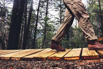 conquest tip onderhoud wandelschoenen